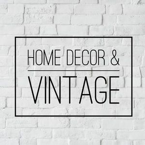 ⭐️New and Vintage⭐️ wares for your home